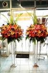 ซุ้มดอกไม้สด - บริษัท ต้อยดอกไม้ จำกัด