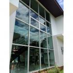 หน้าต่างกระจกอลูมิเนียม - ร้าน เอ็น เอ อลูมิเนียม