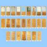 บานประตู - ภูเก็ต เอ แอนด์ พี ค้าไม้และวัสดุภัณฑ์
