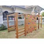 เครื่องเล่นสนามไม้ - เครื่องเล่นสนาม Hippo Playground