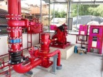 Fire Protection pump (เครื่องสูบน้ำดับเพลิง)    - บริษัท เอสพีพี ปั๊ม จำกัด