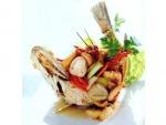ปลาทอดผัดเม็ดมะม่วงหิมพานต์  - ปิ่นโตครัวบ้าน