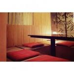 ออกแบบร้านอาหารญี่ปุ่น - บริษัท พี อาร์คิเทค แอนด์ คอนสตรัคชั่น จำกัด