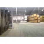 งานก่อสร้างโกดังเก็บสินค้า - บริษัท พี อาร์คิเทค แอนด์ คอนสตรัคชั่น จำกัด