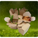 กล่องสแน็กบ็อกซ์ - รับผลิตบรรจุภัณฑ์อาหาร