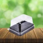 จำหน่ายกล่องพลาสติกใส - รับผลิตบรรจุภัณฑ์อาหาร  U Pack Green Vision