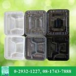 กล่องใส่อาหารแบ่งช่อง - รับผลิตบรรจุภัณฑ์อาหาร  U Pack Green Vision