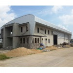 รับเหมาก่อสร้างโรงงาน - ช่างทาสีโรงงานและอาคารสูง (ชาคริต)