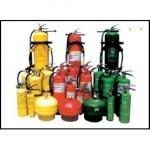 ถังดับเพลิง อุปกรณ์เซฟตี้ - บริษัท แสงทรัพย์ อ๊อกซิเจ่น จำกัด