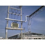 Installation of transformer Chonburi - Technical System Engineering Co Ltd