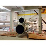 Installation of Chonburi Industrial Piping System - Technical System Engineering Co Ltd