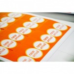 Print product label stickers - Pimtawan Design and Silk