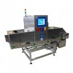 เครื่องตรวจจับสิ่งปลอมปนสำหรับอาหารที่มีมวลปริมาณสูงด้วยรังสีเอ็กซ์เรย์ รุ่น X5 - บริษัท แอ็ลไลแอ็นซ์ เทคโนโลยี จำกัด