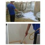 สเปรย์ท่อน้ำทิ้ง – ท่อระบายน้ำ –สเปรย์รอบนอกอาคารด้วยระบบโฟม - ห้างหุ้นส่วนจำกัด เอส พี เซอร์วิส เพสท์คอนโทรล