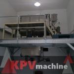 เครื่องผสมระบบริบบอน - รับผลิตเครื่องจักรบรรจุตามสั่ง - เค พี วี แมชชีน เซอร์วิส แอนด์ ซัพพลาย