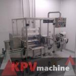 เครื่องล้างขวดแก้วด้วยน้ำร้อน - รับผลิตเครื่องจักรบรรจุตามสั่ง - เค พี วี แมชชีน เซอร์วิส แอนด์ ซัพพลาย