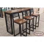 ขายส่งโต๊ะไม้สไตล์ลอฟท์ ราคาถูก - หนุ่มโต๊ะไม้ โรงงาน