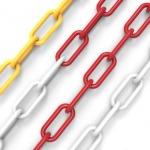 โซ่พลาสติก (Plastic Chain) - ลวดสลิง เอชเอสที สตีล