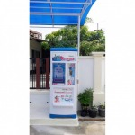 Water vending machine - Blue Water Shop