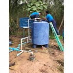 Service change water filter - Blue Water Shop