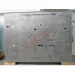 ป้าย MIMIC หน้าตู้ Control - รับทำป้ายโฆษณา นนทบุรี