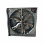 พัดลมระบายอากาศอุตสาหกรรม - ติดตั้งพัดลมระบายอากาศอุตสาหกรรม พร้อมวางระบบท่อสไปร่อนโดยทีมงานได้รับอบรมด้านปลอดภัยในการทำงาน