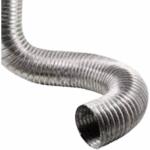 ท่อเฟล็กซ์ - ติดตั้งพัดลมระบายอากาศอุตสาหกรรม พร้อมวางระบบท่อสไปร่อนโดยทีมงานได้รับอบรมด้านปลอดภัยในการทำงาน