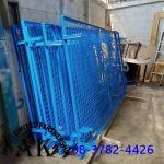 Paint spraying factory, Samut Sakhon - Akkiti Part., Ltd.