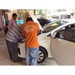 รับติดตั้งกระจกไฟฟ้ารถยนต์  - น้อยกลอนประตูรถยนต์