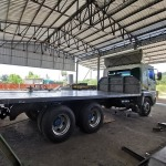 Dump trucks, repair, installation, repair - Rayong Fertilizer Trailer