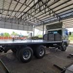 ซ่อมหางรถเทรลเลอร์ - อู่ต่อรถบรรทุก ติดตั้ง ซ่อม ดั้มพ์ -  ระยอง