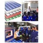 จัดฝึกอบรมช่างก่อสร้างงานหลังคา เพชรบุรี  - หลังคาเมทัลชีท ก กอบชัย-สรรไทสั่งตัด เพชรบุรี