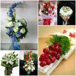 จัดดอกไม้ - ร้านดอกไม้ - จันทบุรี