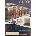 ติดตั้งประตูรีโมท มอเตอร์รีโมทรุ่น  GATECH  - ผลิต จำหน่าย ติดตั้งประตูม้วน - จำเริญ เอ็นจิเนียริ่ง