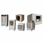 พัดลมไอเย็น (Evaporative air cooler) -  ขายส่งพัดลมสำหรับโรงงานและพัดลมฟาร์ม ขายส่งและขายปลีก หน้ากากแอร์ (Air Grille)