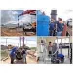 Pump Service - บริษัท สุวจันทร์ เซอร์วิส จำกัด