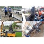 Submersible Pump Service - บริษัท สุวจันทร์ เซอร์วิส จำกัด