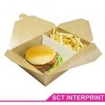 กล่องอาหาร ฟู้ดเกรด Food Grade พระราม2 บางขุนเทียน นนทบุรี - เอสซีที อินเตอร์พริ้น โรงพิมพ์กล่องบรรจุภัณฑ์ พระราม 2