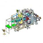 CUT-IN-LINE Thermororming Machine (Vacuum Process) - บริษัท พีดับบลิวเค เอ็นจิเนียริ่ง เทอร์โมฟอร์มเมอร์ จำกัด
