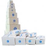 กล่องพัสดุ - บริษัท ซีดับบลิวพี อินเตอร์พริ้นท์ แอนด์ แพ็ค จำกัด