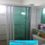 กระจกกั้นห้องราคาถูก - ร้านติดตั้งกระจกอลูมิเนียม นนทบุรี ลัทธพล