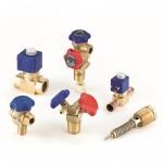 Refrigerant cylinder valves - ผู้จัดจำหน่าย สารสะอาดดับเพลิง ก๊าซเฉื่อย - โรทาเร็กซ์