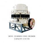 เครื่องย่อยหิน CS SERIES CONE CRUSHER - บริษัท วุฒิ เอ็นจิเนียริ่ง เทค (สายพานลำเลียง ลูกกลิ้ง) จำกัด
