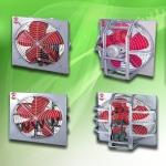 พัดลมใบแดงระบายอากาศ - พัดลมขนาดใหญ่ - มงคลถาวรกิจ