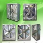 พัดลมอุตสาหกรรม รุ่นกล่อง - พัดลมโรงงาน - มงคลถาวรกิจ