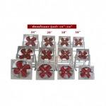 พัดลมใบแดงรุ่นเป่า16นิ้ว-24นิ้ว - โรงงานผลิตพัดลมอุตสาหกรรม - มงคลถาวรกิจ