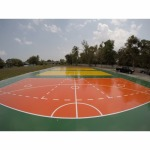 Sports Ground - Epoxy-T T R Epicon (Thailand)