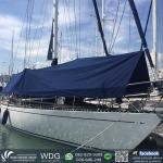 ผ้าคลุมเรือ ภูเก็ต (Cover Boat) - WORK DESIGNS GROUP