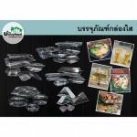 กล่องพลาสติกใส ราคาส่ง - บริษัท บ้านบรรจุภัณฑ์ จำกัด