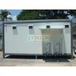 ขาย-ให้เช่าตู้สุขาสำเร็จรูปเคลื่อนที่ แบบเหล็ก - บริษัท อิทธริช จำกัด